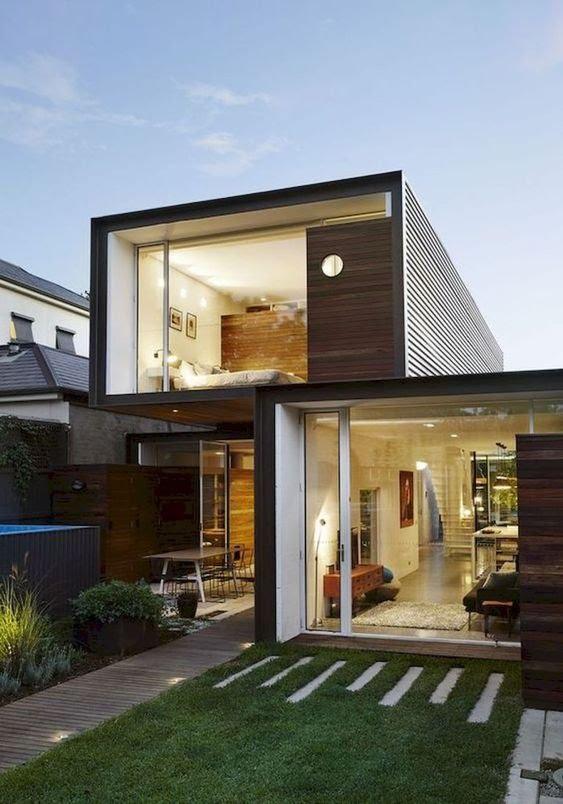 arsitektur bangunan minimalis